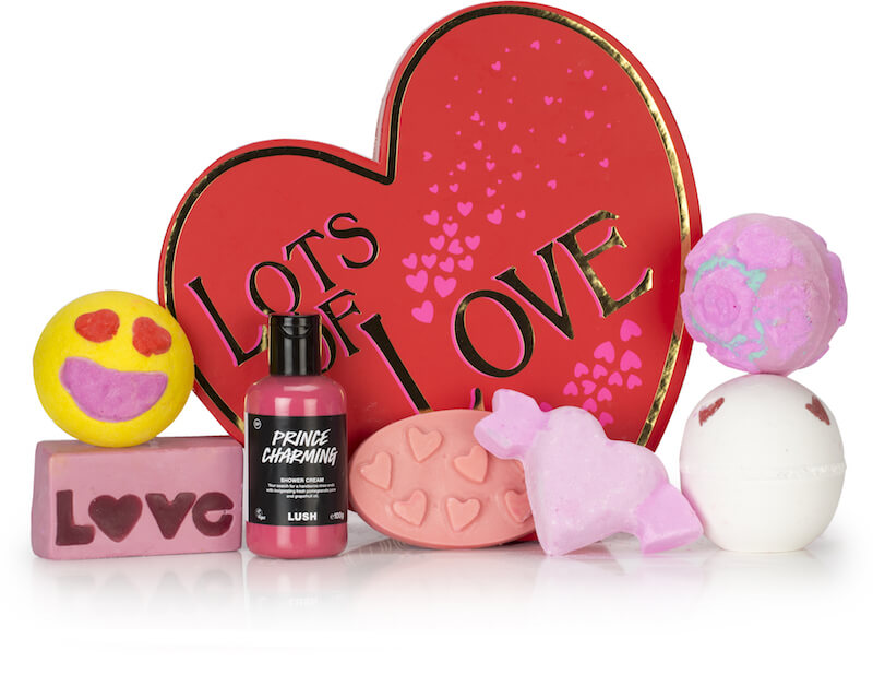 Lots of Love Gift Set_Open Box