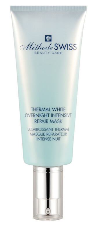 Methode SWISS Thermal White Overnight Intensive Repair Mask
