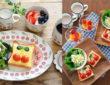 車厘子多士 - 20170407 cherry toast 110x85 - 超易做的「車厘子」多士!少女必愛視覺系早餐