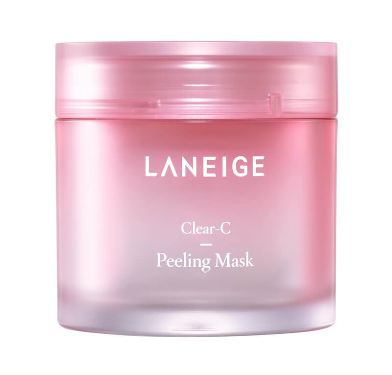 Editor's Pick ✤ 為肌膚紓緩減壓!春日面膜精選 - 3 LANEIGE Clear C Peeling Mask low res - Editor's Pick ✤ 為肌膚紓緩減壓!春日面膜精選