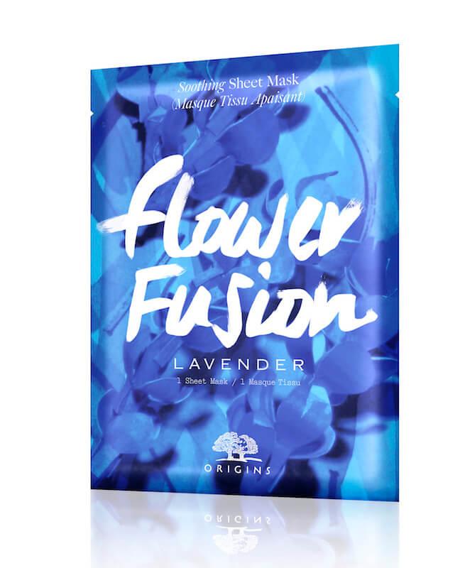 Editor's Pick ✤ 為肌膚紓緩減壓!春日面膜精選 - Flower Fusion    Hydrating Sheet Lavender - Editor's Pick ✤ 為肌膚紓緩減壓!春日面膜精選