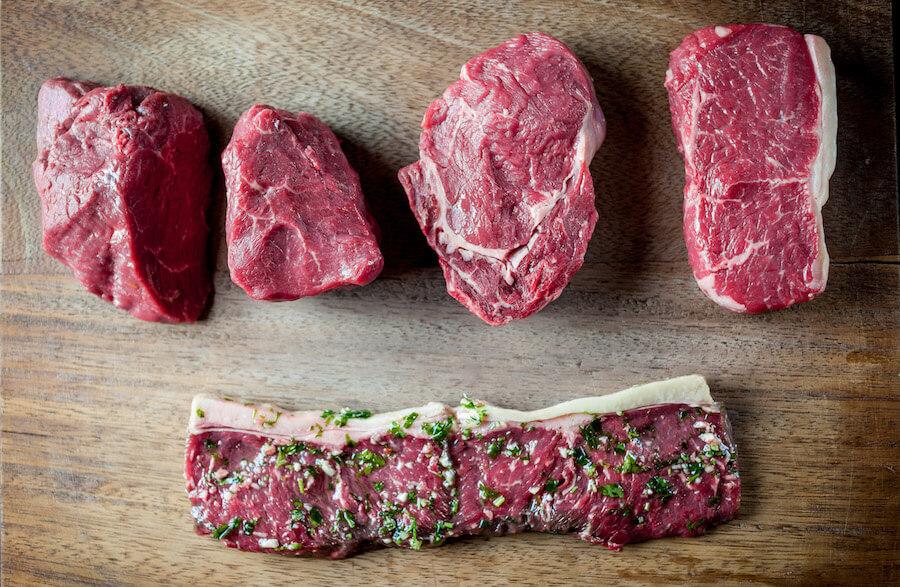 因為講究所以出色!gaucho正宗阿根廷風味 因為講究所以出色!Gaucho正宗阿根廷風味 Raw Steak