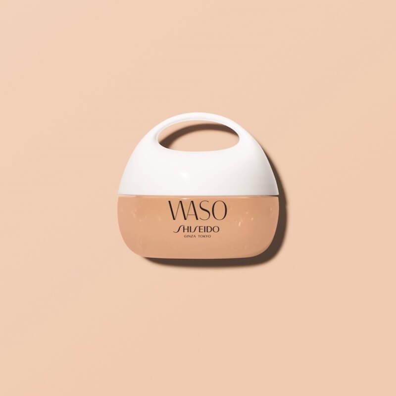 大自然力量注入!shiseido waso純淨天然修護系列 - SHISEIDO WASO Clear Mega Hydrating Cream visual - 大自然力量注入!SHISEIDO WASO純淨天然修護系列