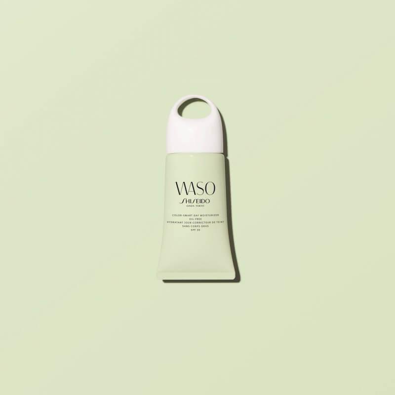 大自然力量注入!shiseido waso純淨天然修護系列 - SHISEIDO WASO Color Smart Day Moisturizer Oil free SPF 30 visual - 大自然力量注入!SHISEIDO WASO純淨天然修護系列