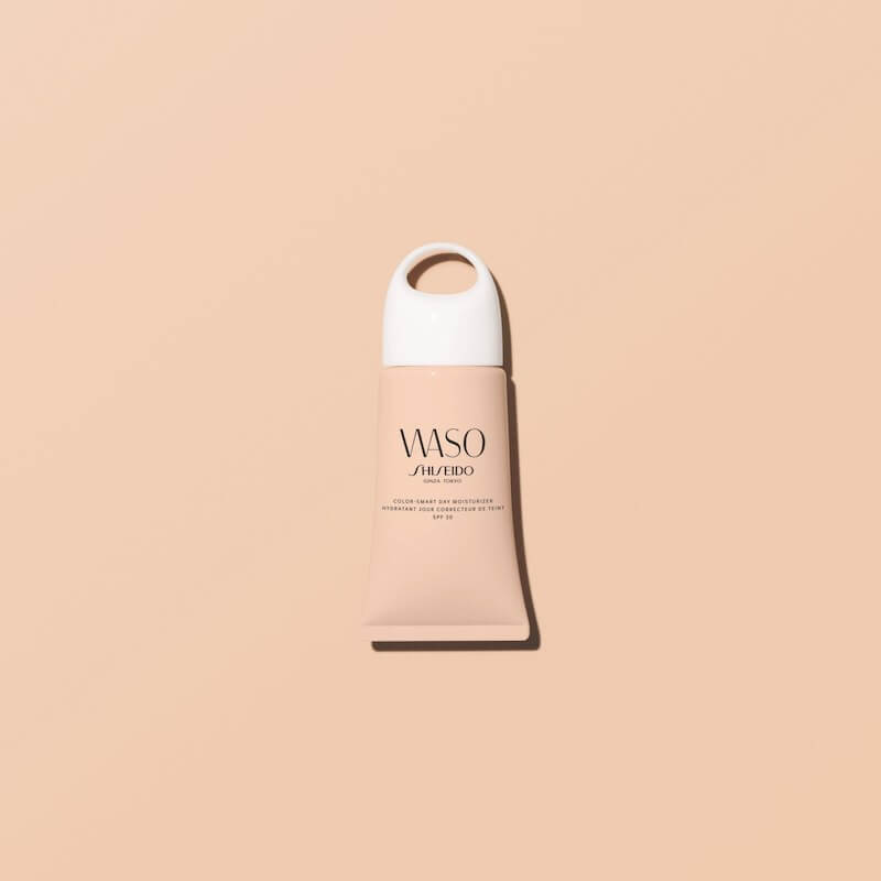 大自然力量注入!shiseido waso純淨天然修護系列 - SHISEIDO WASO Color Smart Day Moisturizer SPF 30 visual - 大自然力量注入!SHISEIDO WASO純淨天然修護系列