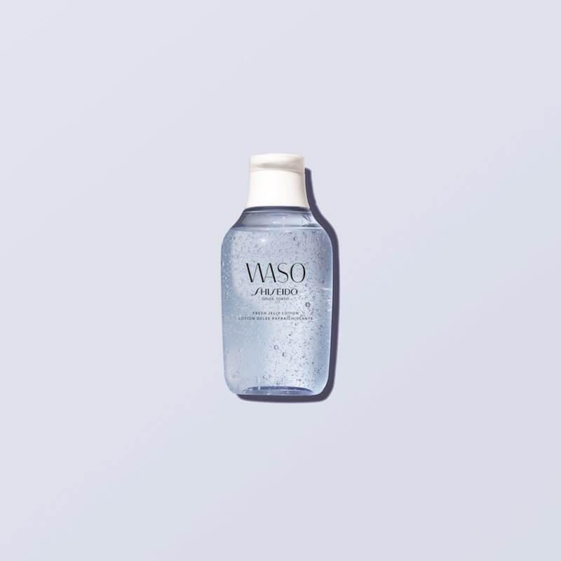 大自然力量注入!shiseido waso純淨天然修護系列 - SHISEIDO WASO Fresh Jelly Lotion visual - 大自然力量注入!SHISEIDO WASO純淨天然修護系列