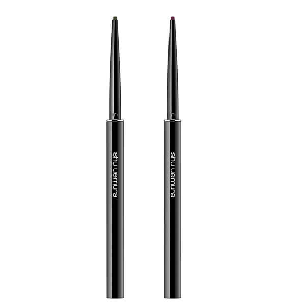 簡約的奇幻仙境妝~shu uemura vision of beauty系列第4彈! 簡約的奇幻仙境妝~shu uemura vision of beauty系列第4彈! lasting soft gel pencil