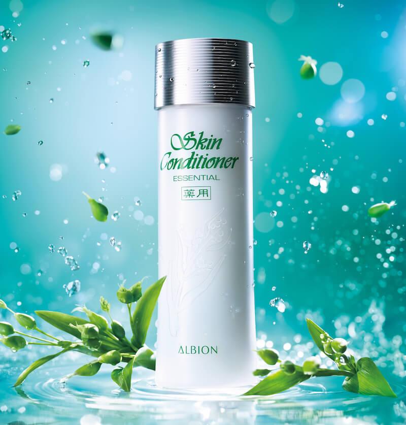 健康護膚的追求!albion皇牌健康水 健康護膚的追求!ALBION皇牌健康水 ALBION Skincon Visual Vertical