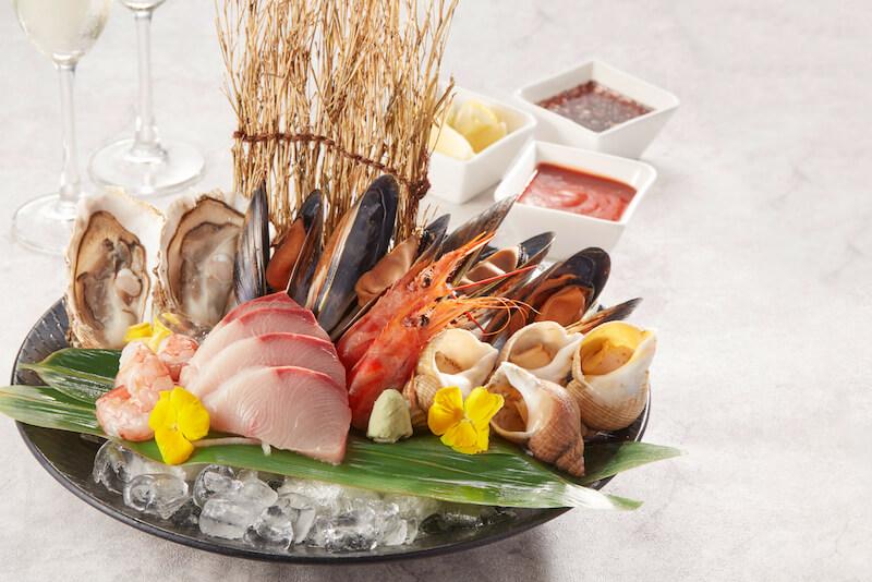 - Chilled Seafood Platter - 1蚊歎龍蝦!Watermark 10週年海鮮盛宴