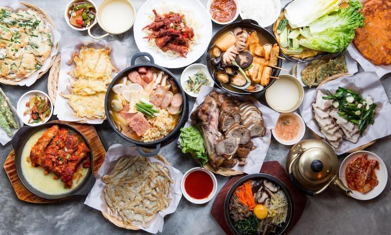 地道韓國米酒配韓菜!尖沙咀韓式餐廳ssal bori ssal 地道韓國米酒配韓菜!尖沙咀韓式餐廳Ssal Bori Ssal Food photo