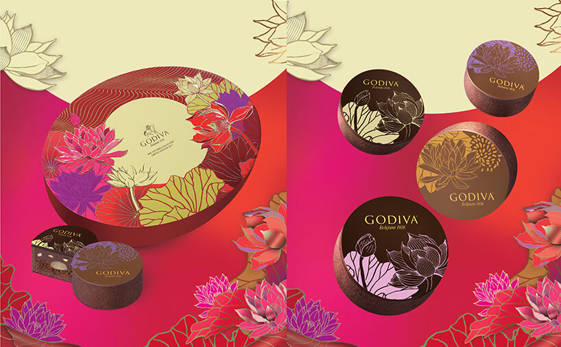 editor's picks ✤ 茶味、甜品味、素食都有!創新月餅陪你過中秋 - Godiva1 - Editor's Picks ✤ 茶味、甜品味、素食都有!創新月餅陪你過中秋
