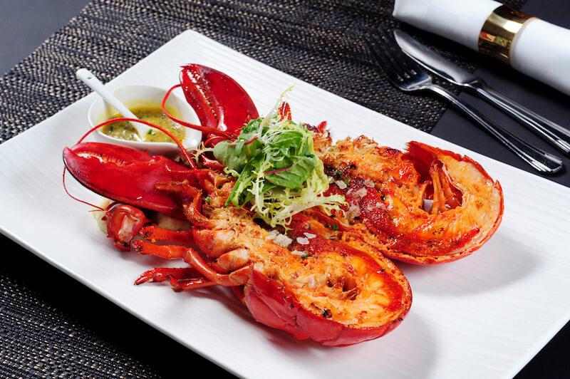 - HK1 Grilled Lobster - 1蚊歎龍蝦!Watermark 10週年海鮮盛宴