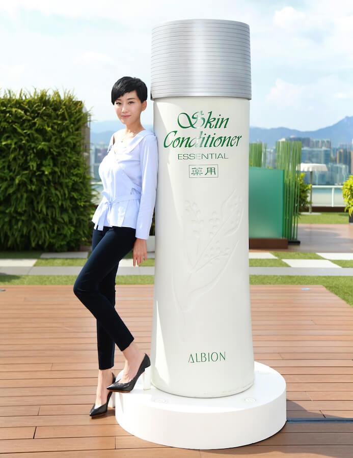 健康護膚的追求!albion皇牌健康水 健康護膚的追求!ALBION皇牌健康水 Photo 16