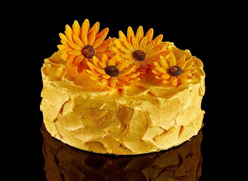 [object object] 用五感體驗藝術!全球首間梵高主題藝術空間試業開放中 Caramel Sunflowers