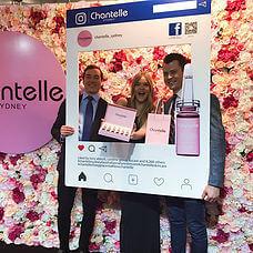 粉紅控的甜蜜密聚會--chantelle 粉紅控的甜蜜密聚會–Chantelle Chantelle Sydney 12          pg