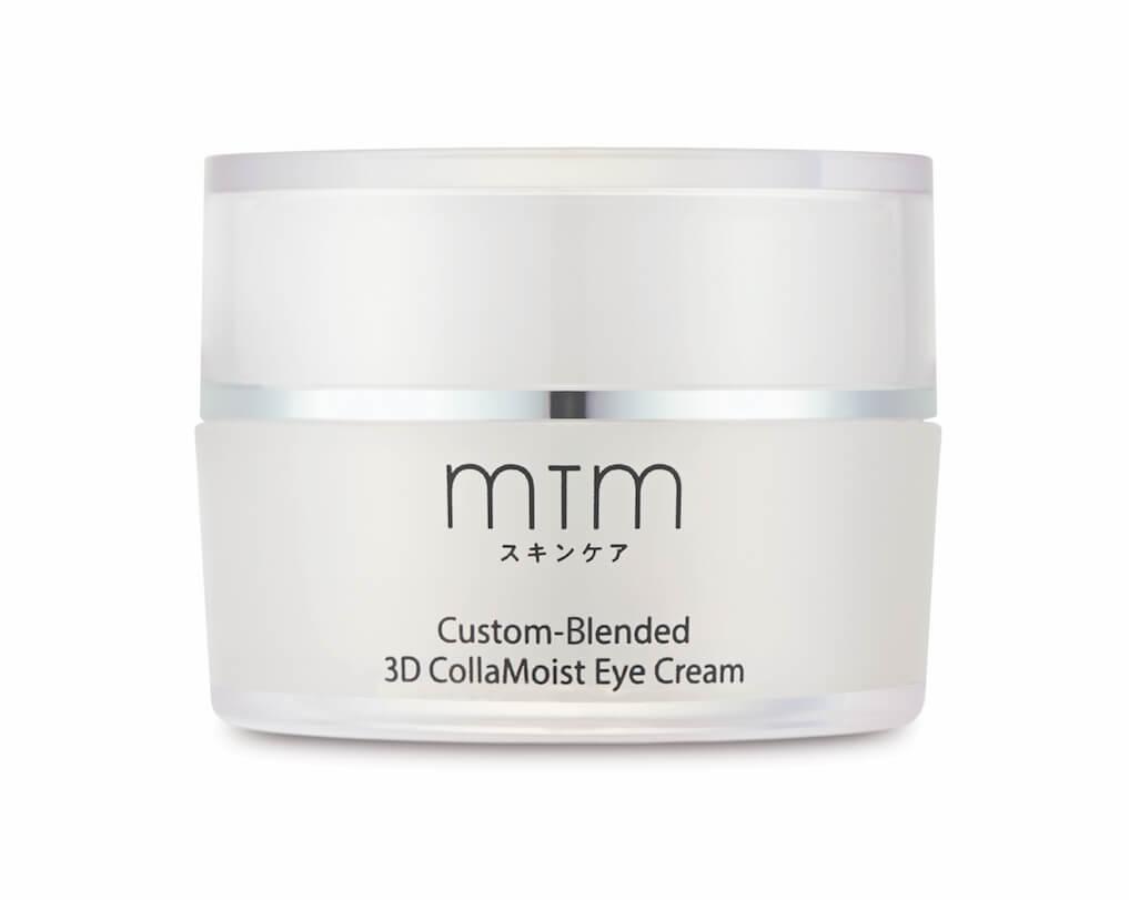 - MTM CB 3D CollaMoist Eye Cream - 啟動3D肌密!MTM Custom-Blended 3D CollaMoist系列