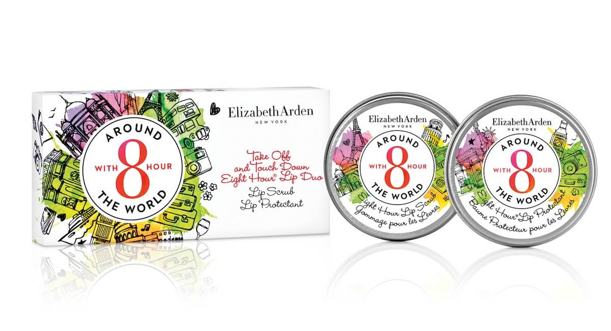 - A0107599 A0107606 Box Left flattened - 旅遊must have item!Elizabeth Arden 8小時限量組合