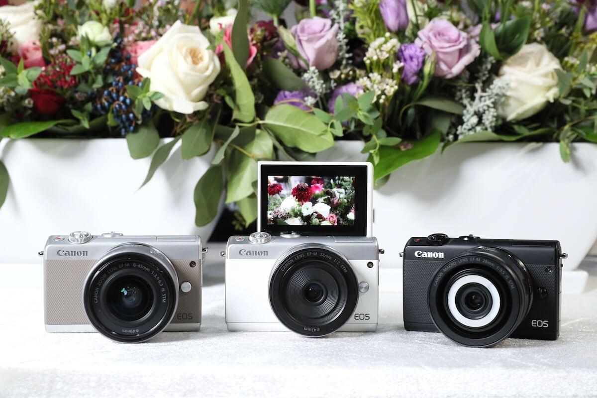 零死角自拍!影靚ig相神器canon eos m100 - Canon EOS M100 Caption 10 - 零死角自拍!影靚IG相神器Canon EOS M100