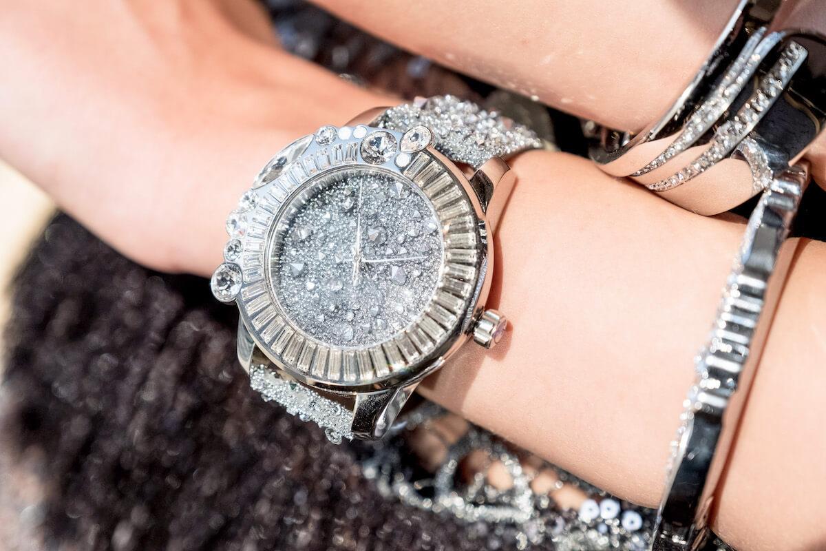 超閃!galtiscopio迦堤浪漫派水晶腕錶 超閃!GALTISCOPIO迦堤浪漫派水晶腕錶 DSCF0518