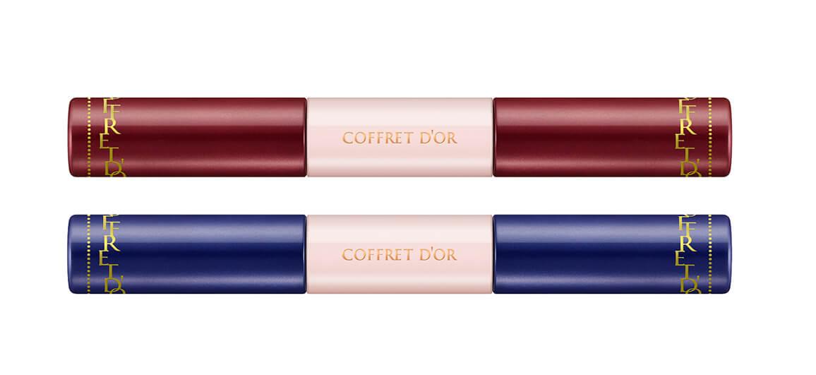 塑造超級自然素肌光感!coffret d'or彩妝系列 塑造超級自然素肌光感!Coffret D'or彩妝系列 Mascara Liner 01