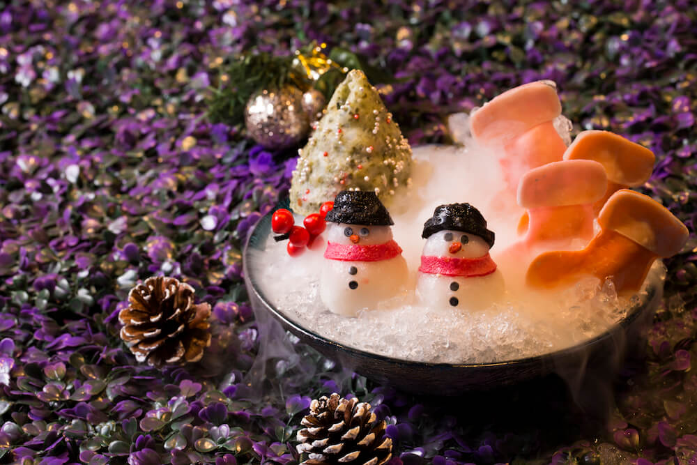 editor's picks ✤ 來吃火鍋保暖吧!冬日限定火鍋推介 Editor's Picks ✤ 來吃火鍋保暖吧!冬日限定火鍋推介 The Drunken Pot The Extravagant Christmas Hot Pot Platter 2