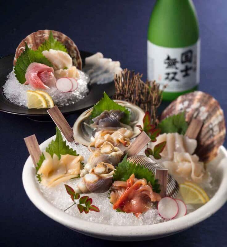 時令魚貝配美酒!千両冬季海鮮祭 時令魚貝配美酒!千両冬季海鮮祭                                    736x800