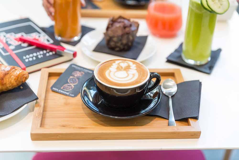 創意與靈感的空間!moleskine亞洲首間咖啡店開幕 創意與靈感的空間!Moleskine亞洲首間咖啡店開幕 12