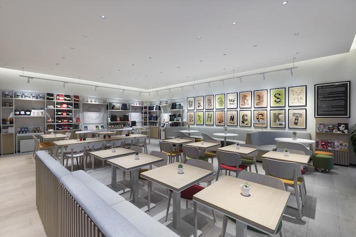 創意與靈感的空間!moleskine亞洲首間咖啡店開幕 創意與靈感的空間!Moleskine亞洲首間咖啡店開幕 2