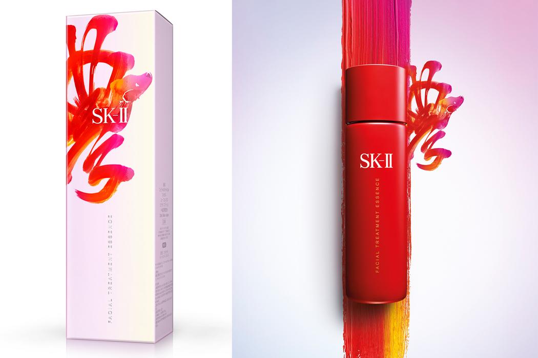 全紅色的限量新裝!sk-ii超破格的新年版神仙水 全紅色的限量新裝!SK-II超破格的新年版神仙水 20180117 sk ii new year