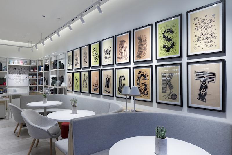 創意與靈感的空間!moleskine亞洲首間咖啡店開幕 創意與靈感的空間!Moleskine亞洲首間咖啡店開幕 3