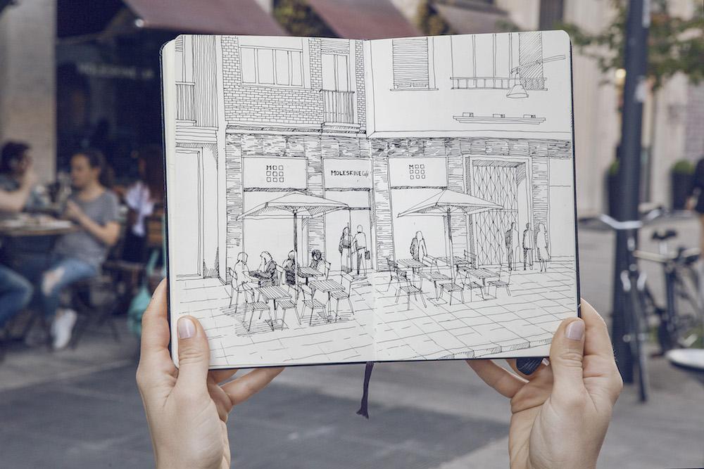 創意與靈感的空間!moleskine亞洲首間咖啡店開幕 創意與靈感的空間!Moleskine亞洲首間咖啡店開幕 8