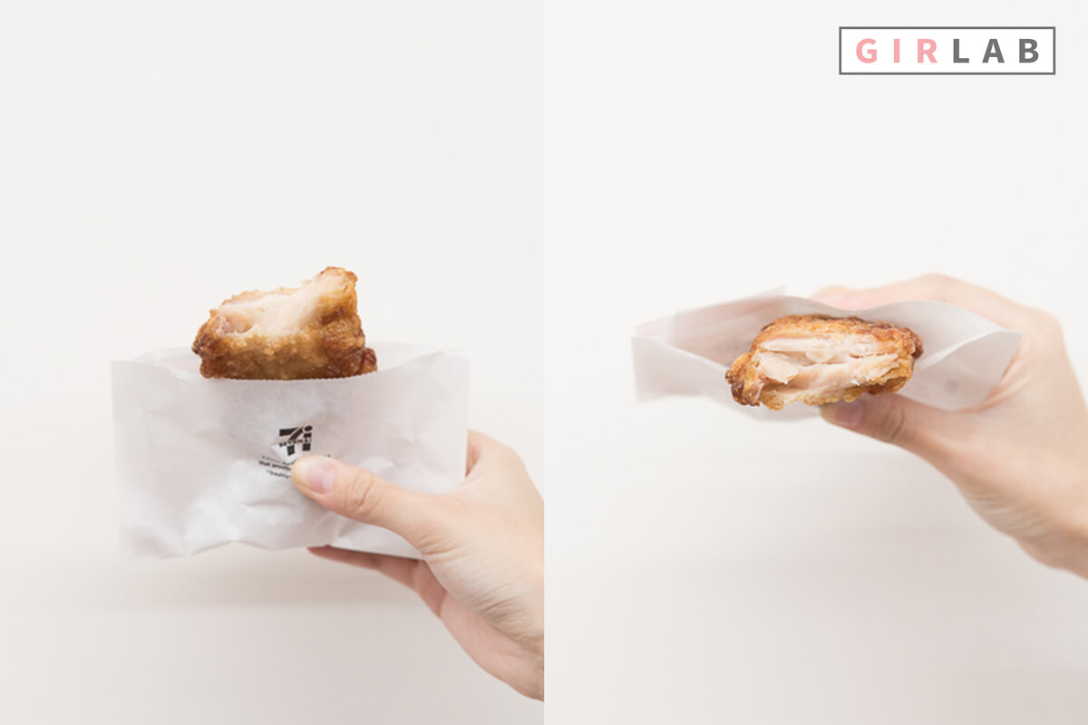 editor's trial ✤ 日本便利店炸雞扒大比拼!family mart、lawson、7-11誰勝? Editor's Trial ✤ 日本便利店炸雞扒大比拼!Family Mart、LAWSON、7-11誰勝? Japan Fried Chicken 6
