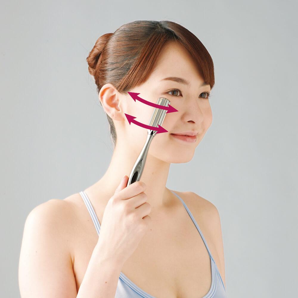 美容滾輪不止可V面!學會9個使用方法令皮膚全面緊緻、提升、去水腫 ReFa I STYLE Instruction for Face