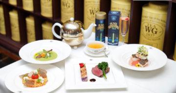 情人節浪漫推介!TeaWG將花與茶共同入饌,推出限定清新甜蜜精緻西餐!