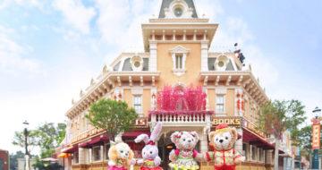 香港迪士尼2019 DUFFY