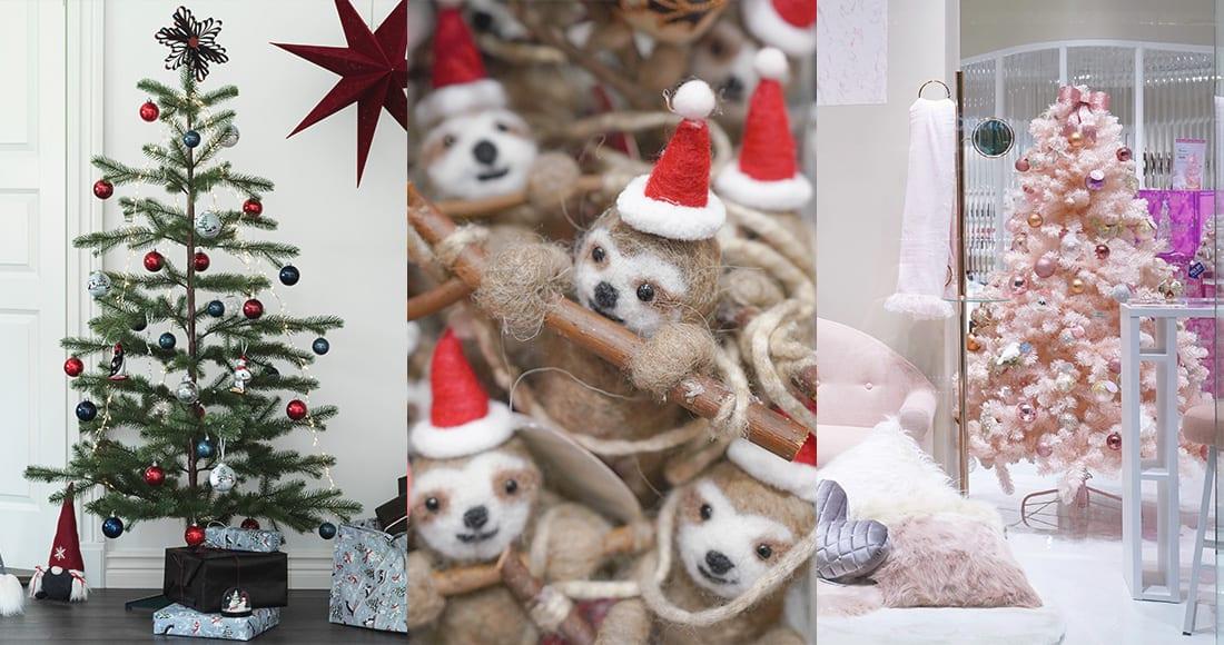 下個月就是聖誕節了,是時候想佈置一下家居,感受濃厚的節日氣氛吧!