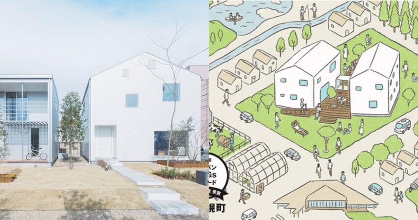MUJI HOUSE又有新搞作!「窓の家」以無印風打造理想的工作與居住環境