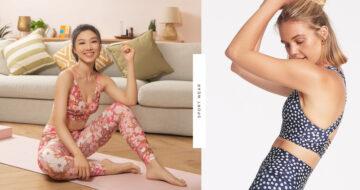 推介5間運動服品牌,各款運動top、legging等,無論你愛做瑜珈、帶氧運動還是重訓,都能找到適合的服裝!