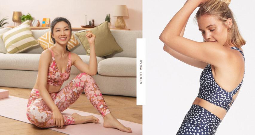 運動服要好看又好穿!8個香港網購或實體店買得到的瑜伽服品牌推介